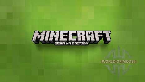 Minecraft: Gear VR-Edition