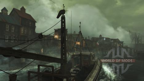 Siedlung in der Weit Harbor - DLC für Fallout 4