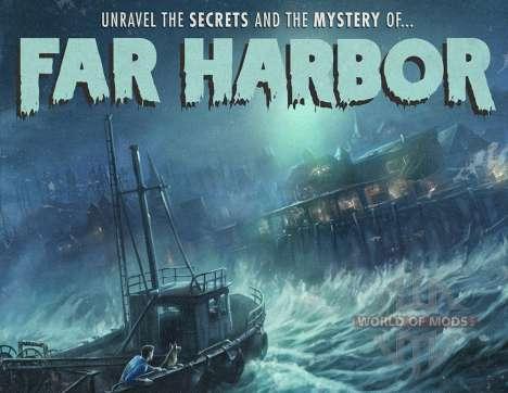 Far Harbor - DLC für Fallout 4