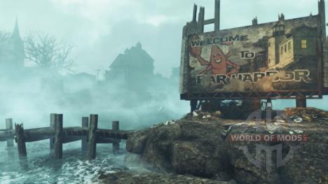Port de DLC pour Fallout 4 est déjà disponible!