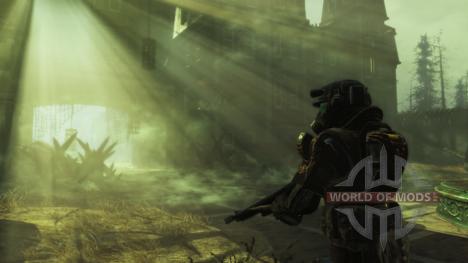 Die radioaktiven Nebel in Fallout 4