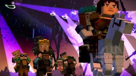 Minecraft le film, a venir bientot?