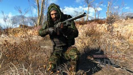 Restrictions de Fallout 4 mods PlayStation 4