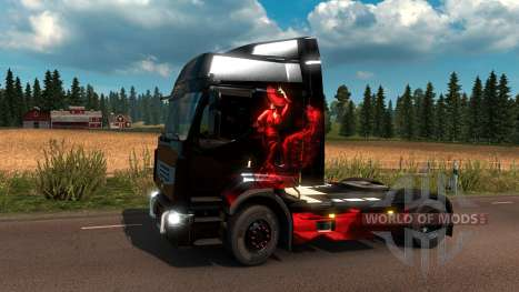 Flamenco pour Euro Truck Simulator 2