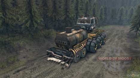 SpinTires secrets
