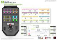 Configuration du panneau latéral pour Farming Simulator 2015