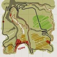 Régime de l'Italie de carte pour BeamNG Drive