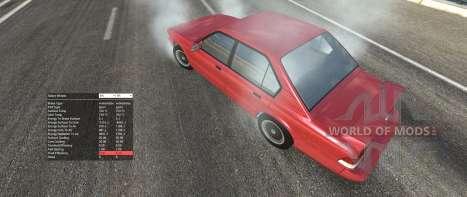 Nouvelles de la mécanique des systèmes de freinage dans BeamNG Drive