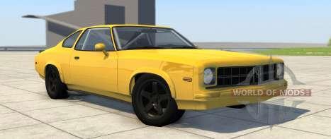 Nouvelle Race variante pour Moonhawk de BeamNG Drive