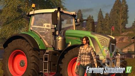 Frauen in der Landwirtschaft Simulator 2017
