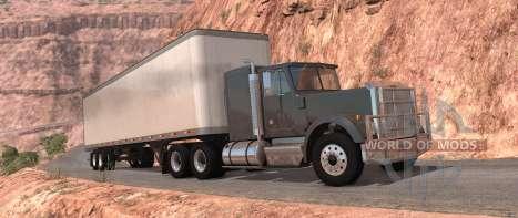 Nouveau trailer pour la Série T dans BeamNG Drive
