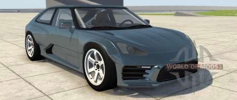 Nouvelle option pour SBR4 de BeamNG Drive