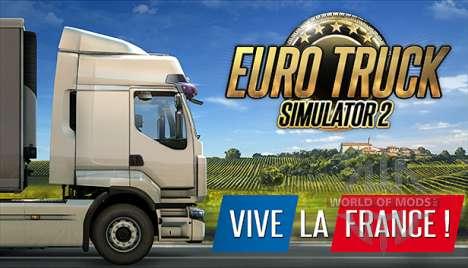 nouveau DLC pour Euro Truck Simulator 2