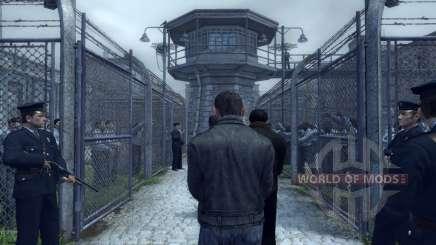 Как пройти тюрьму в Мафии 2