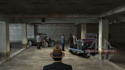 Mission in Mafia 3: I have to do this
