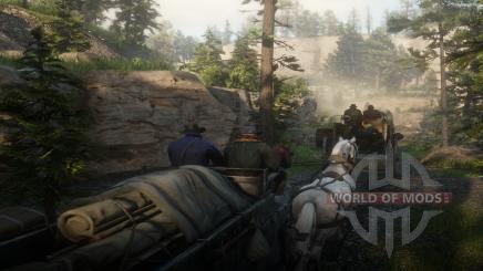 Cheats pour Red Dead Redemption 2