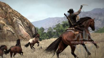 Red Dead Redemption 2: the hunter's trial