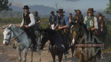 Red Dead Online, the maximum level