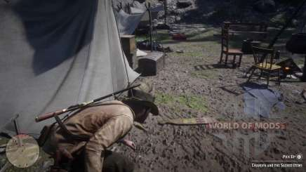 Archaeology for beginners in RDR 2