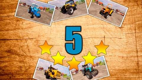 TOP 5 Traktor mods für FS 2013