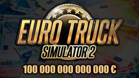 Geld mod für den Euro Truck Simulator 2