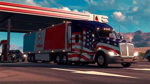 American Truck Simulator: exigences du système