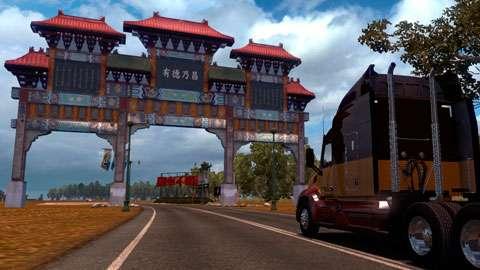 De nouvelles cartes pour American Truck Simulator