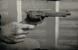 Die Waffe in Red Dead Redemption 2