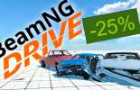 Réduction sur BeamNG Drive sur Steam