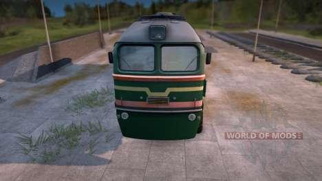 Train de roues M62 v1.0 pour Spin Tires