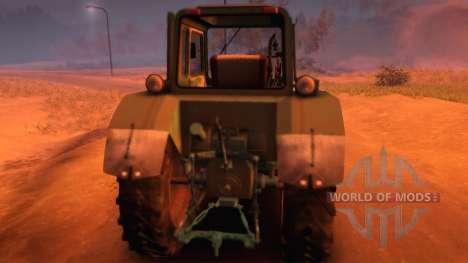 MTZ-82 mit Kuhn für Spin Tires