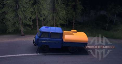 UAZ 39094 pour Spin Tires