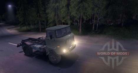 IFA W50LA pour Spin Tires