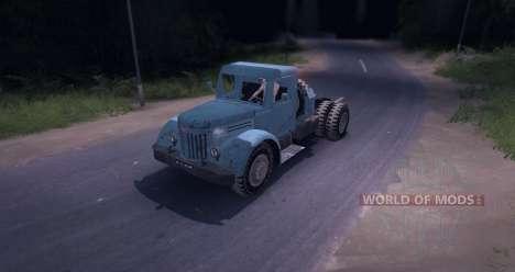 MAZ 200V pour Spin Tires