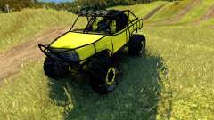 Chevy Blazer Rock Crawler
