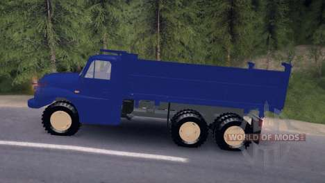 Tatra 148 S3 pour Spin Tires