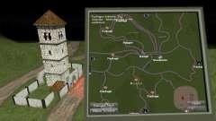 Karte von die Extreme LKW-Abenteuer