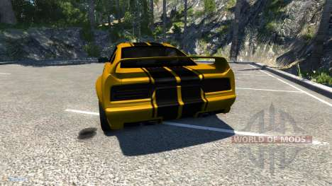 Road King für BeamNG Drive