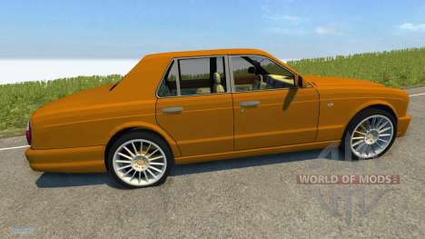 Bentley Arnage T pour BeamNG Drive