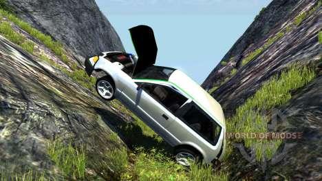 Ibishu M2 für BeamNG Drive