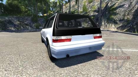 Ibishu M1 pour BeamNG Drive