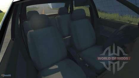 Vaz-2170 pour BeamNG Drive