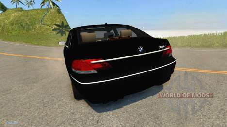 BMW 760Li E66 für BeamNG Drive