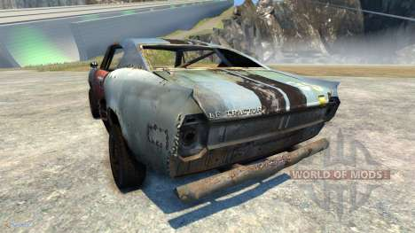 Switchblade pour BeamNG Drive
