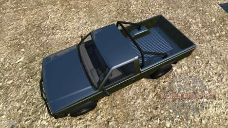 Ramassage Gavril Derby pour BeamNG Drive