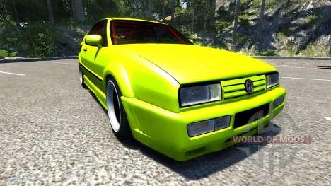 Volkswagen Corrado VR6 für BeamNG Drive