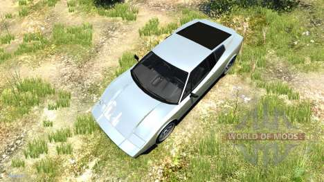 Bolide FT40 GTS für BeamNG Drive