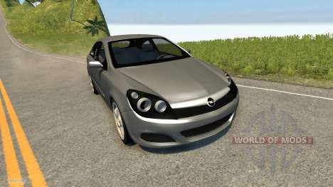 Opel Astra GTC pour BeamNG Drive