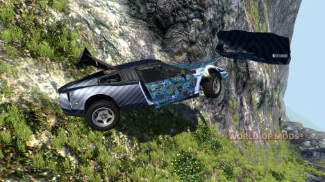 Civetta Bolide Super Blue pour BeamNG Drive