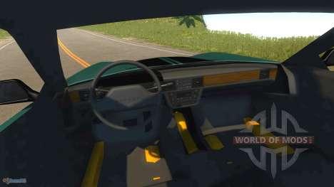 Jaguar XJ-S pour BeamNG Drive